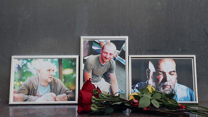 Водитель убитых в ЦАР журналистов заявил, что они понимали язык своих убийц