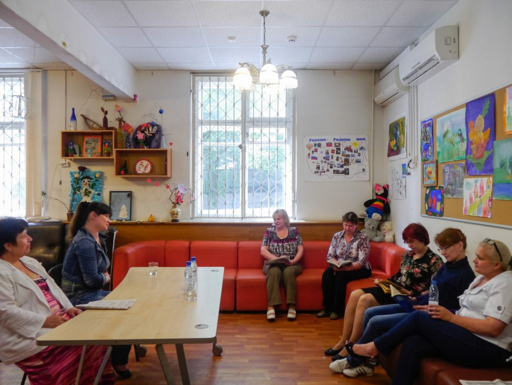 В Москве открылись более 300 комнат прохлады