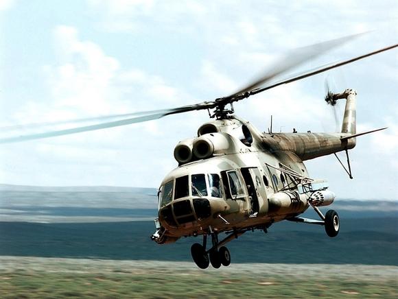 В Красноярском крае разбился вертолет Ми-8, 18 человек погибли