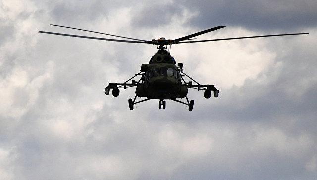 В «Роснефти» назвали «необъяснимыми» действия экипажа разбившегося Ми-8