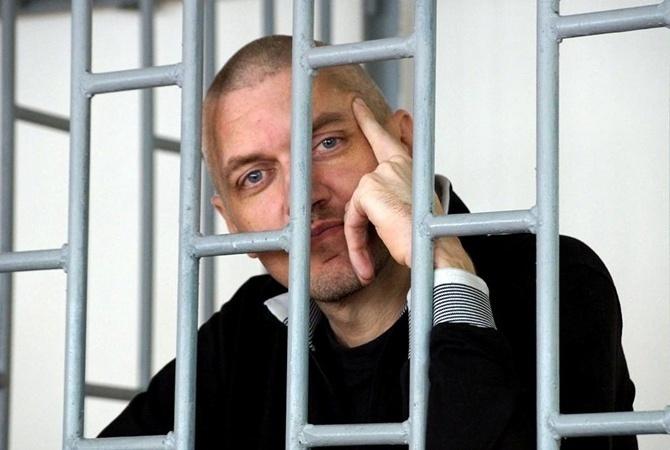 Осужденного в России украинца Клыха в психиатрической больнице накачали психотропными препаратами