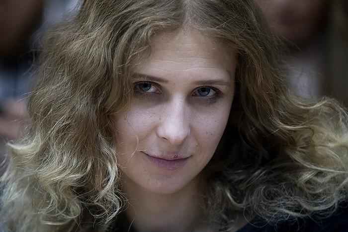Мария Алехина о запрете на выезд из страны: Они активизировались после акции против пыток