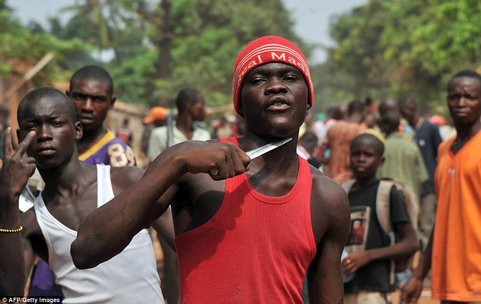 Центральноафриканские СМИ: Российские наемники убили местного жителя, начались беспорядки
