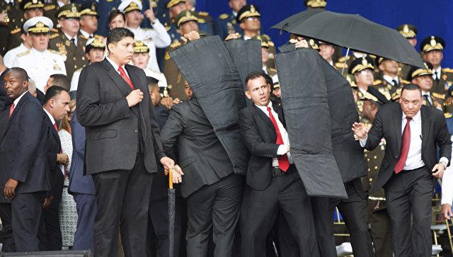Экс-глава полиции Венесуэлы признался в подготовке покушения на Мадуро с помощью беспилотников