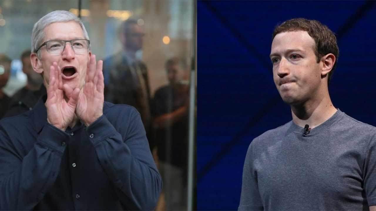 Назло рекордам. Почему Apple стала стоить триллион, а Facebook за день потерял $140 млдрд
