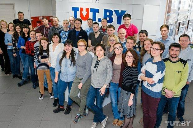 В Белоруссии задержан главный редактор издания TUT.BY. В редакции проходит обыск