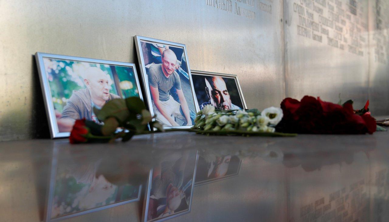 Российские следователи допросили водителя, который сопровождал в ЦАР погибших журналистов