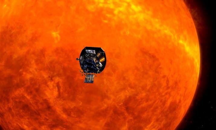 NASA запустило зонд для исследования Солнца