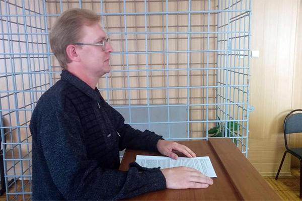 На автора стихов Александра Бывшева завели шестое уголовное дело