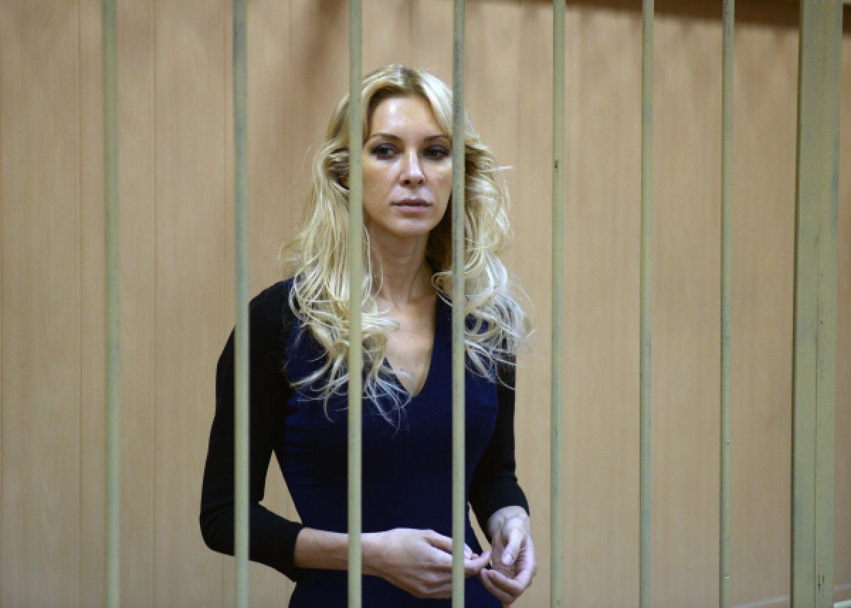 Елена Тищенко в Тверском суде Москвы