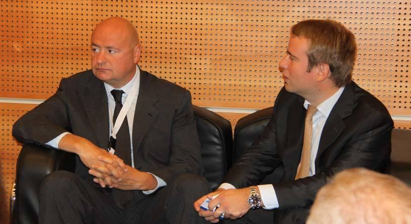 Дмитрий Клюев и Андрей Павлов