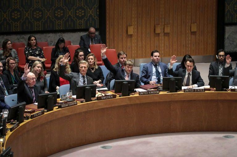 «Вести» приписали России американский проект резолюции, принятый комитетом ООН