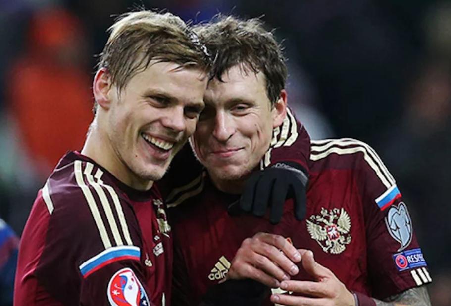 Павла Мамаева и Александра Кокорина задержали после ...
