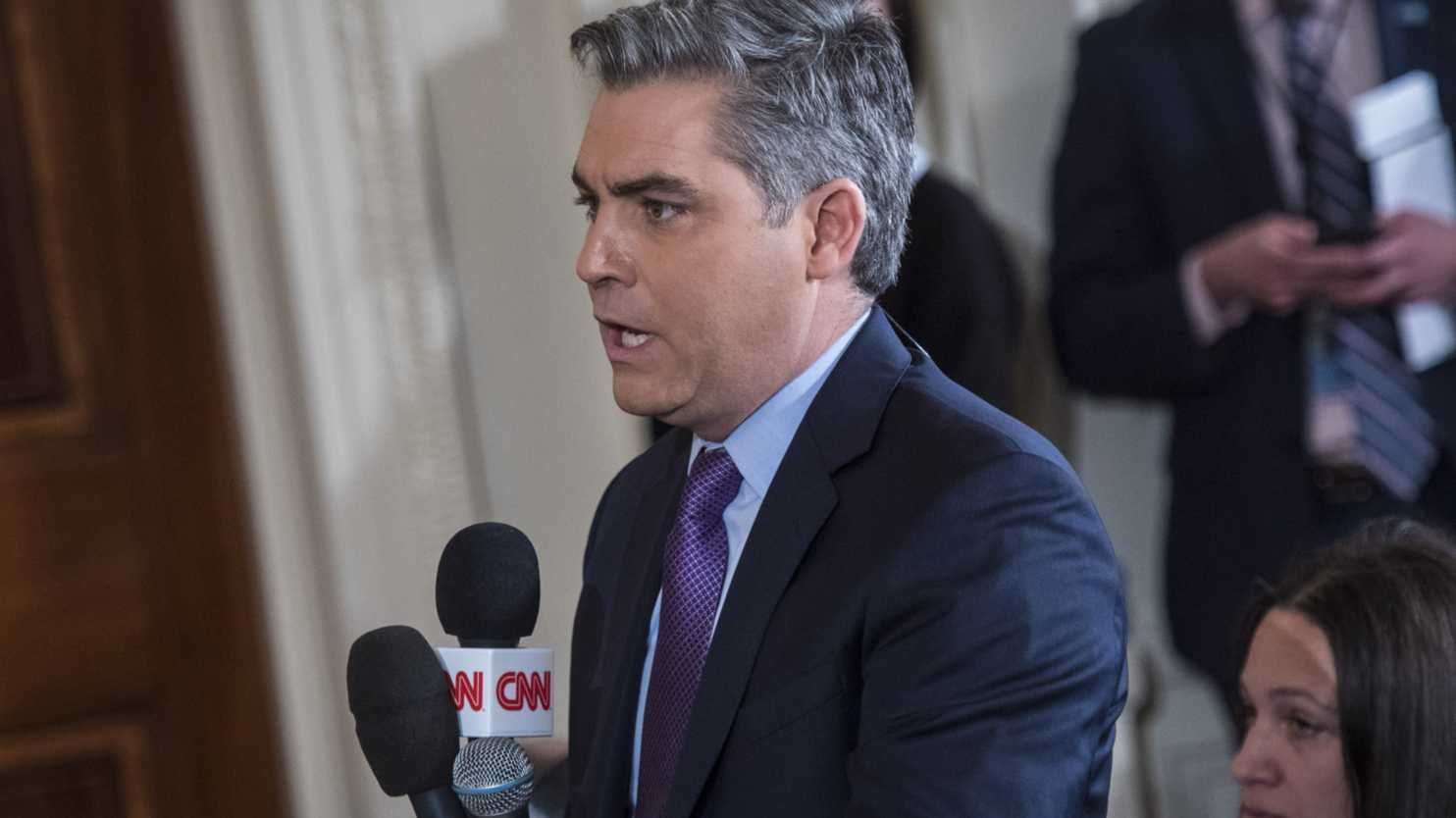 cnn journalist jim acosta - HD 1484×834