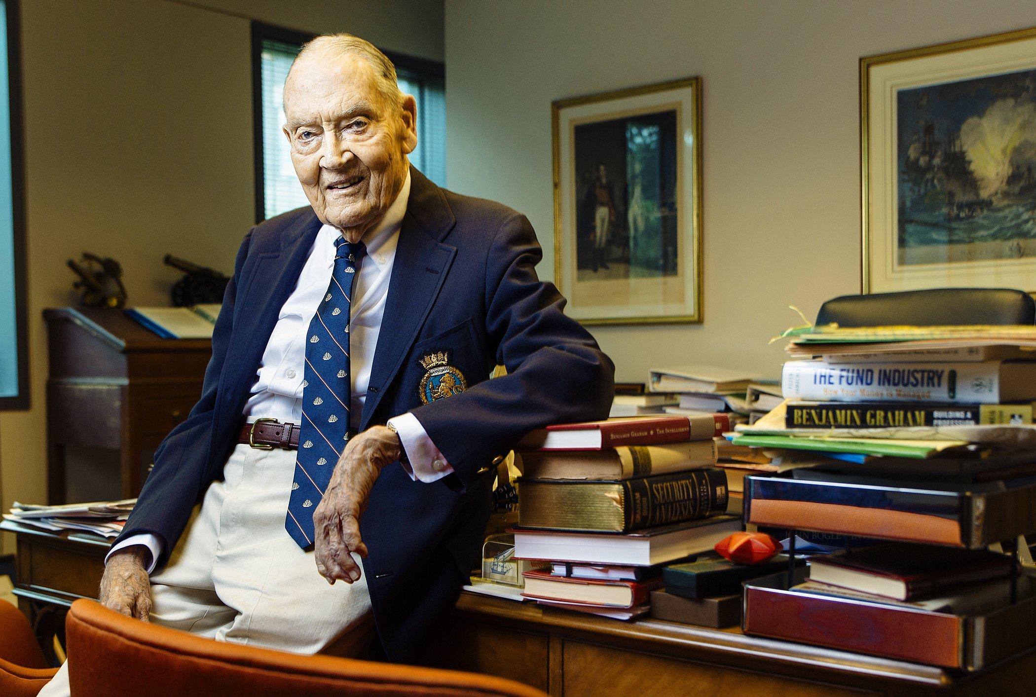Сальери фондового рынка. 10 фактов о покойном Джоне Богле, основателе крупнейшей инвесткомпании мира