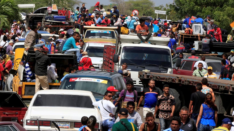 По данным международных организаций, Венесуэлу покинули 3 млн человек