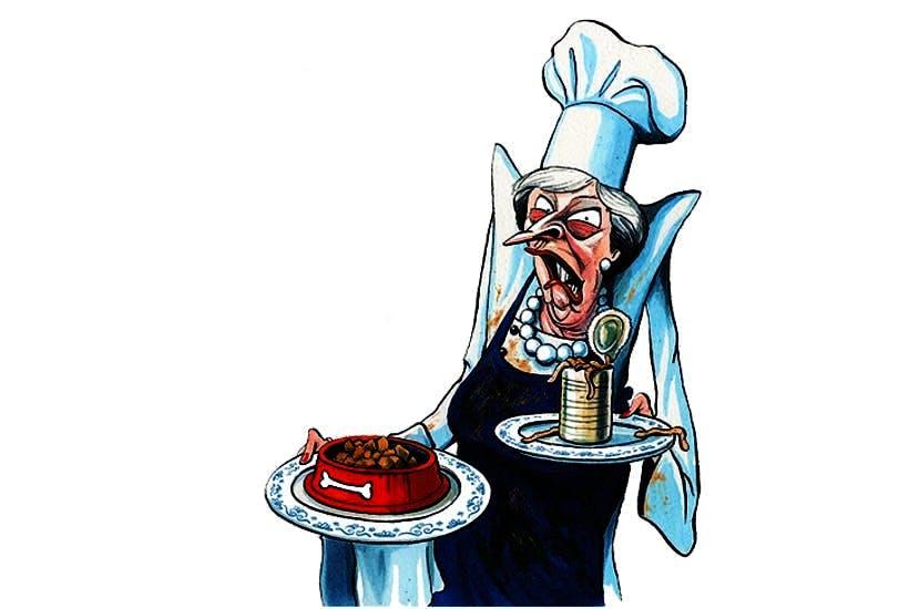 Британская пресса: Brexit мертв. Что остается Терезе Мэй? 2