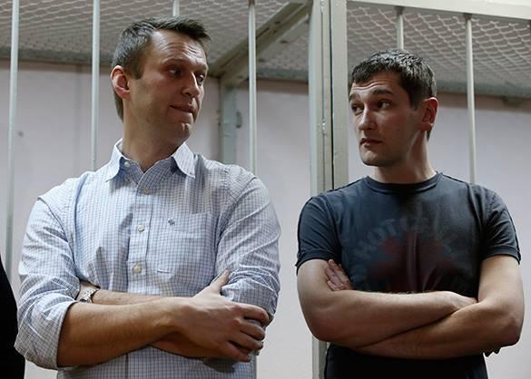 Со счетов Навального снят арест, наложенный по делу «Ив Роше»