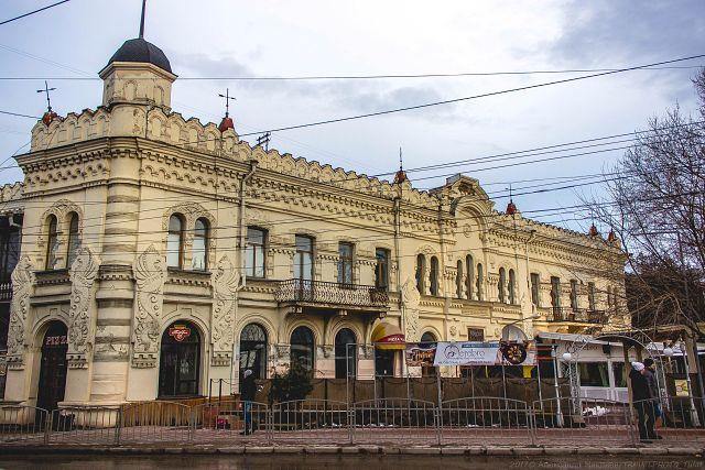 Дом купца Х.К. Чирахова