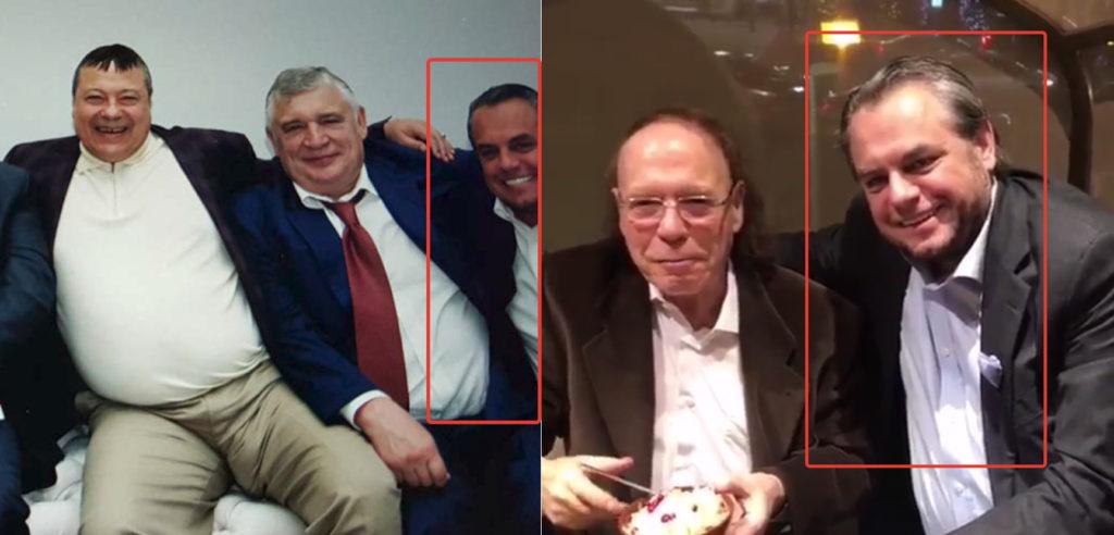 «Главный похоронщик». Пятым человеком на фото лидеров Солнцевской ОПГ оказался фигурант расследования Голунова