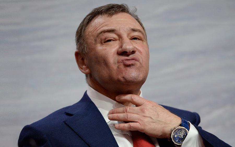 Друг Путина Аркадий Ротенберг купил последнюю независимую группу ...