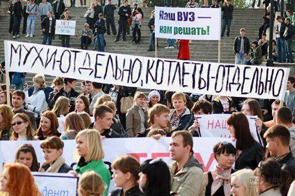 «Я живу моментом, что рано или поздно они все понесут ответственность». Координатор тамбовского штаба Навального о своей работе и обысках