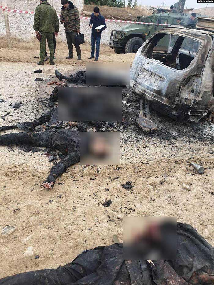 Перестрелка с 15 жертвами на Таджикско-Узбекской границе в реальности не имела отношения к «Исламскому государству»— источник