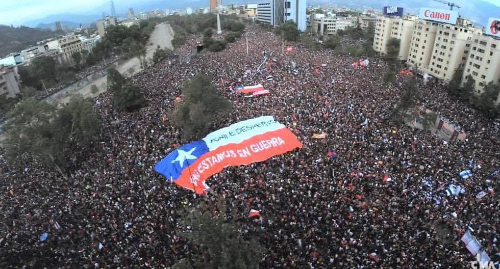 Пиночет приуныл. Почему чилийцы восстали против неолиберального наследия