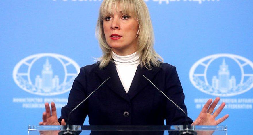 Пара фраз: Мария Захарова vs «Краткий курс»