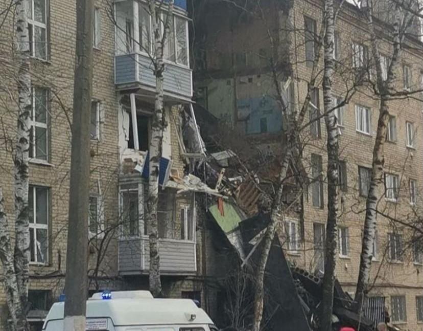 В Орехово-Зуеве взорвался газ в жилом доме. Есть погибшие