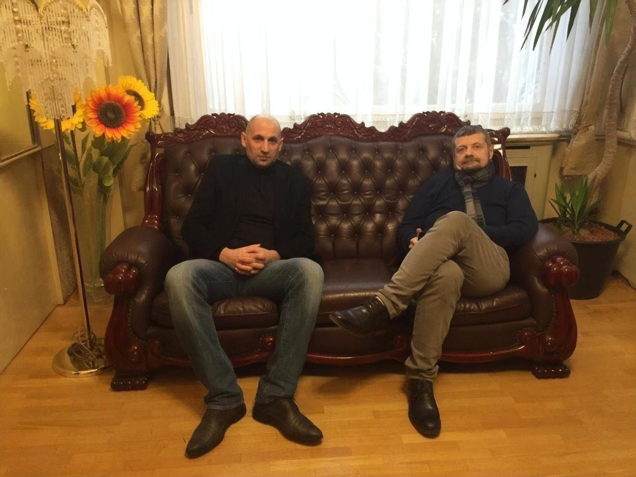 Аудиозаписи убитого в Австрии чеченца подтверждают согласование заказных убийств с депутатом Адамом Делимхановым