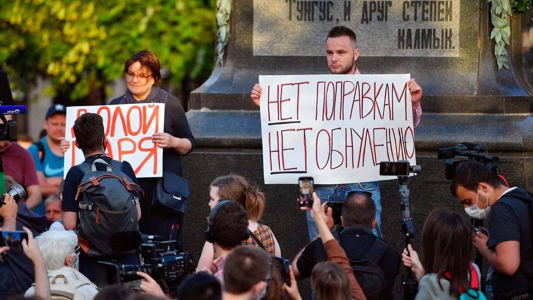 15 июля оппошиза хочет устроить митинг в Первопрестольной: почему их ожидает провал?